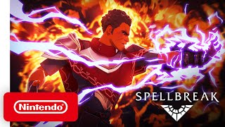 Spellbreak - Announcement Trailer - Nintendo Switch