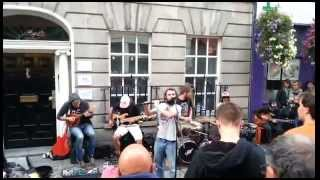 Dublin Temple Bar Music Medley