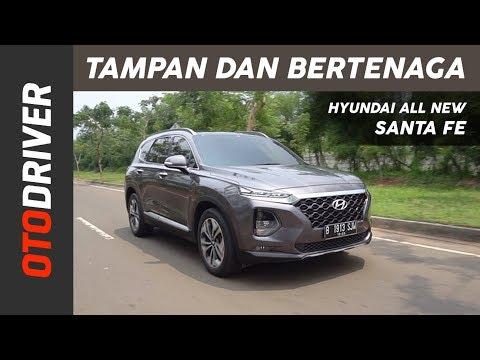 Hyundai Santa Fe 2018 Review Indonesia | OtoDriver