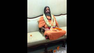Shree 1008 Rajguru Swami Vishwatmanand Saraswati Maharaj ...