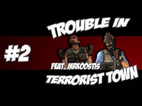 Pelataan Trouble in Terrorist Town p2 feat. MrKoostis