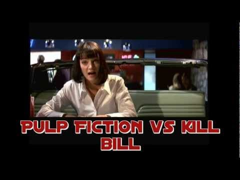 Pulp Fiction vs Kill Bill - Fox Force 5