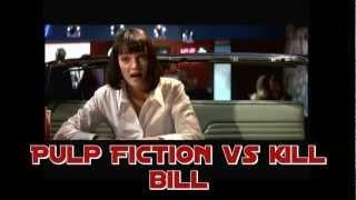 Pulp Fiction vs Kill Bill - Fox Force 5