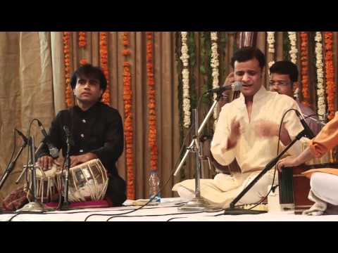 Shri Aniket Khandekar - Vocal ( Saptak Annual Music Festival - 2016 )