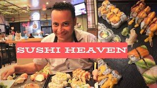 Incredible Japanese Food Experience in Orlando, Florida – Delicious Sushi & Sashimi 日本食 - 寿司 - 刺身