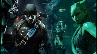 Prey 2 - All gameplay footage [Cancelled Game]