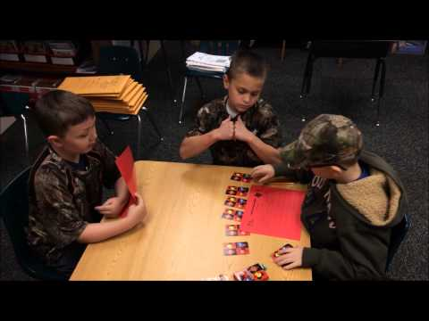 3rd Grade Math Game Directions