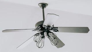 Ceiling Fan DIY Refresh