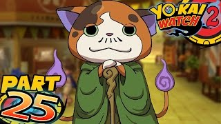 Yo-Kai Watch 2 Bony Spirits and Fleshy Souls - Part 25 - Master Nyada Trials