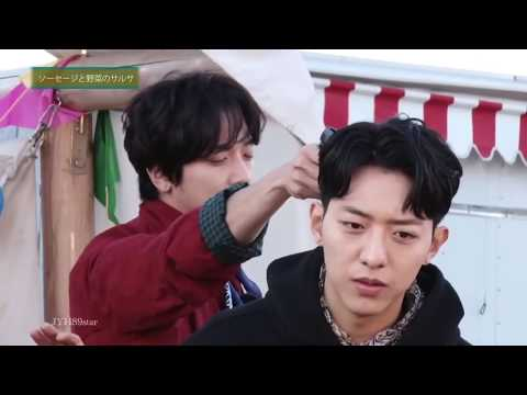 CNBLUE Funny Moments Part 1