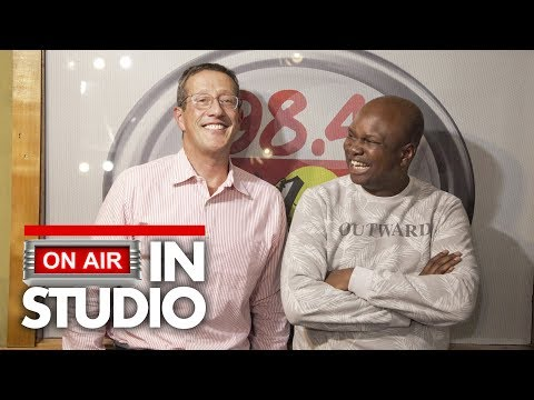 EXCLUSIVE: Richard Quest in studio with Maqbul | Capital In The Morning (PART FOUR)