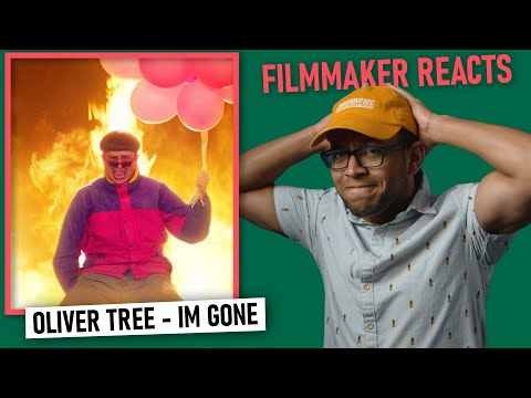 Oliver Tree - I'm Gone | Filmmaker Reacts/Technical Review