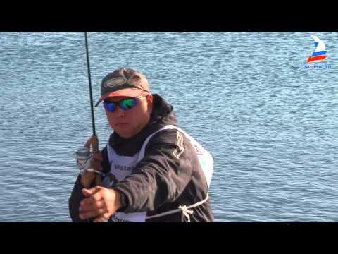 Турнир по ловле спиннингом с берега