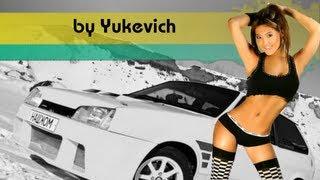 Обзор трёх трэш-гонок на русских тачках (by Yukevich)