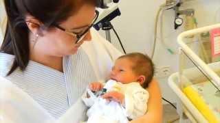 Geburtshilfe im Krankenhaus St. Barbara
