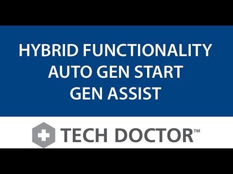 Xantrex Tech Doctor™ -  Hybrid vs Auto Gen Start vs Gen Assist