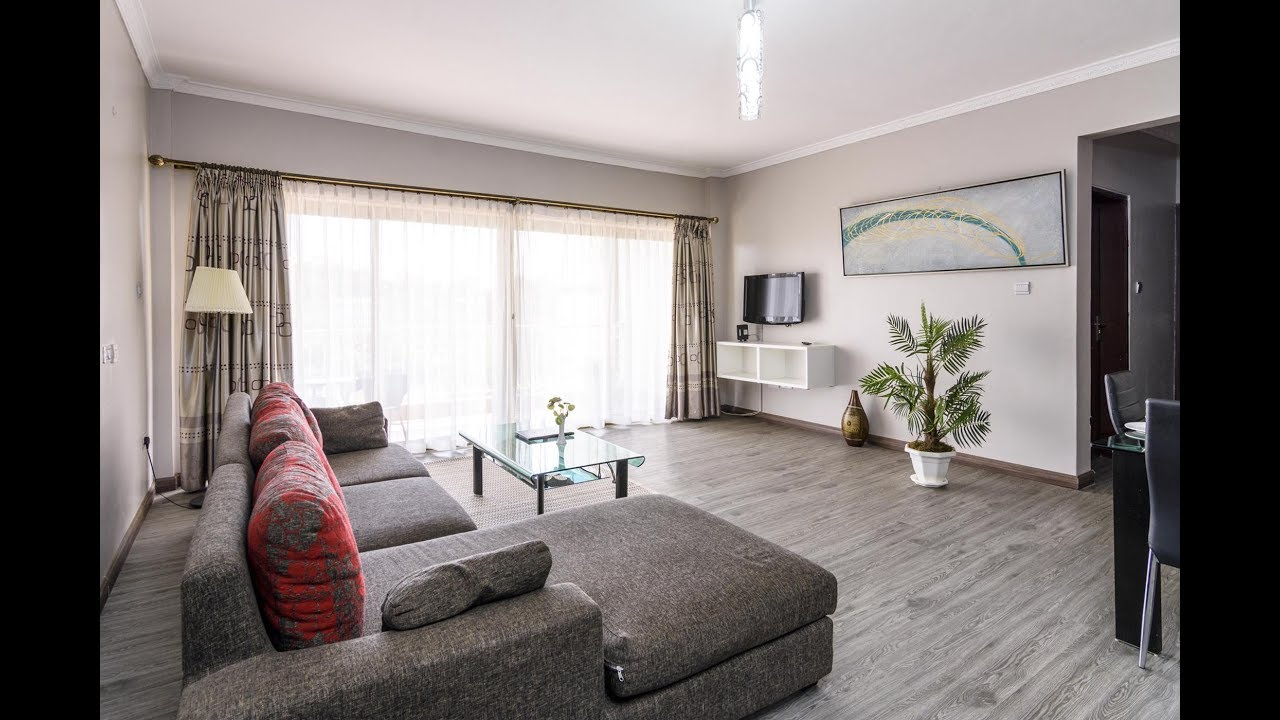 2 Bedroom Apartment To Rent In Kilimani Youtube