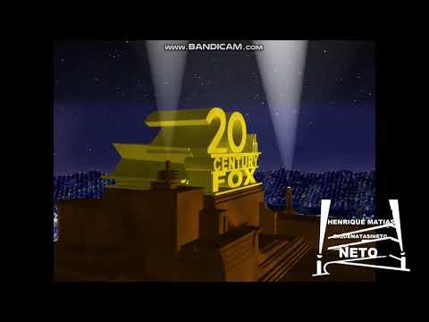 Fox Interactive logo remake blender 2008-2007