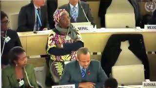 Les Nations Unies s'inquiètent de la dégradation de la situation des droits de l'homme au Cameroun.