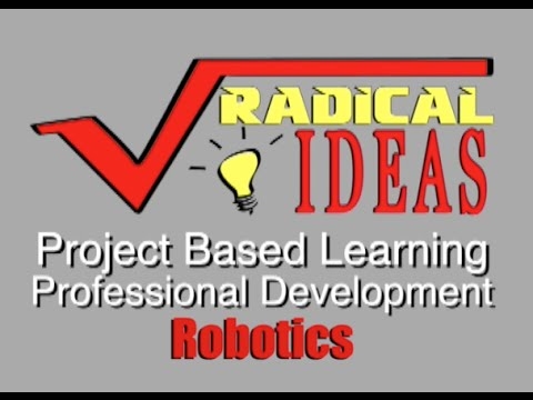 Radical Ideas  Robotics   2015