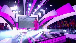 """Ольга Бузова -  Атомы ( """"Зарядись удачей"""", НТВ )"""
