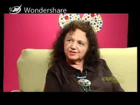 Sally Morgan And Gladys Milroy On The Couch Youtube