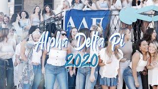 ADPi 2020- U of Alabama