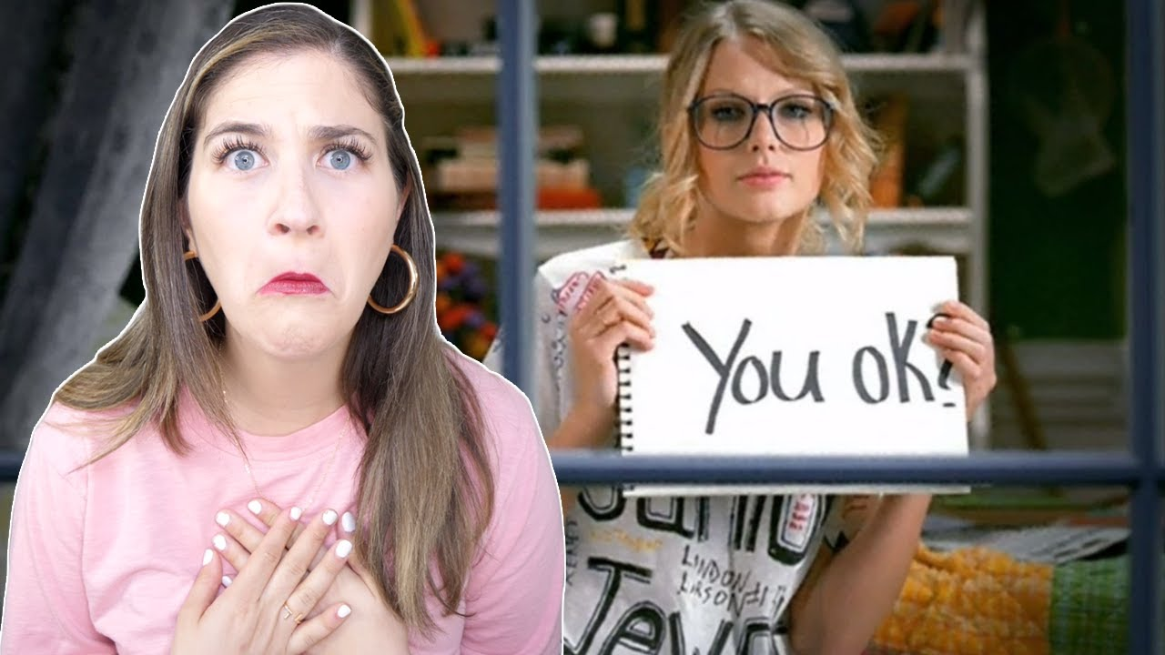 Download Hardcore Swiftie Reacts To You Belong With Me - Taylor Swift REACTION