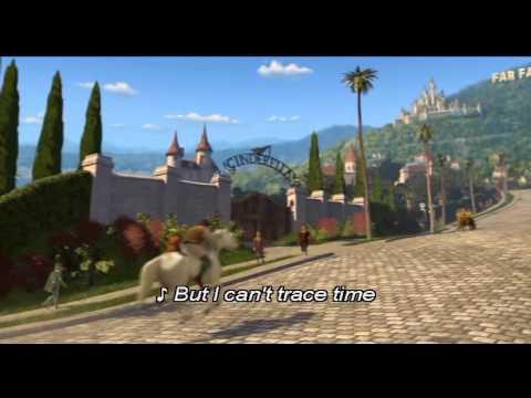Shrek 2 - Changes (with lyrics)