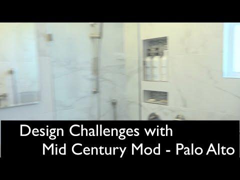 Design Challenges in Eichler Bath Remodel