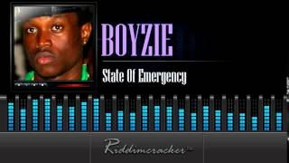 Boyzie - State Of Emergency (Re-Mastered) [Soca 2014]