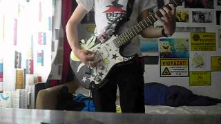 RenHöek - Serj Tankian - Empty Walls guitar cover