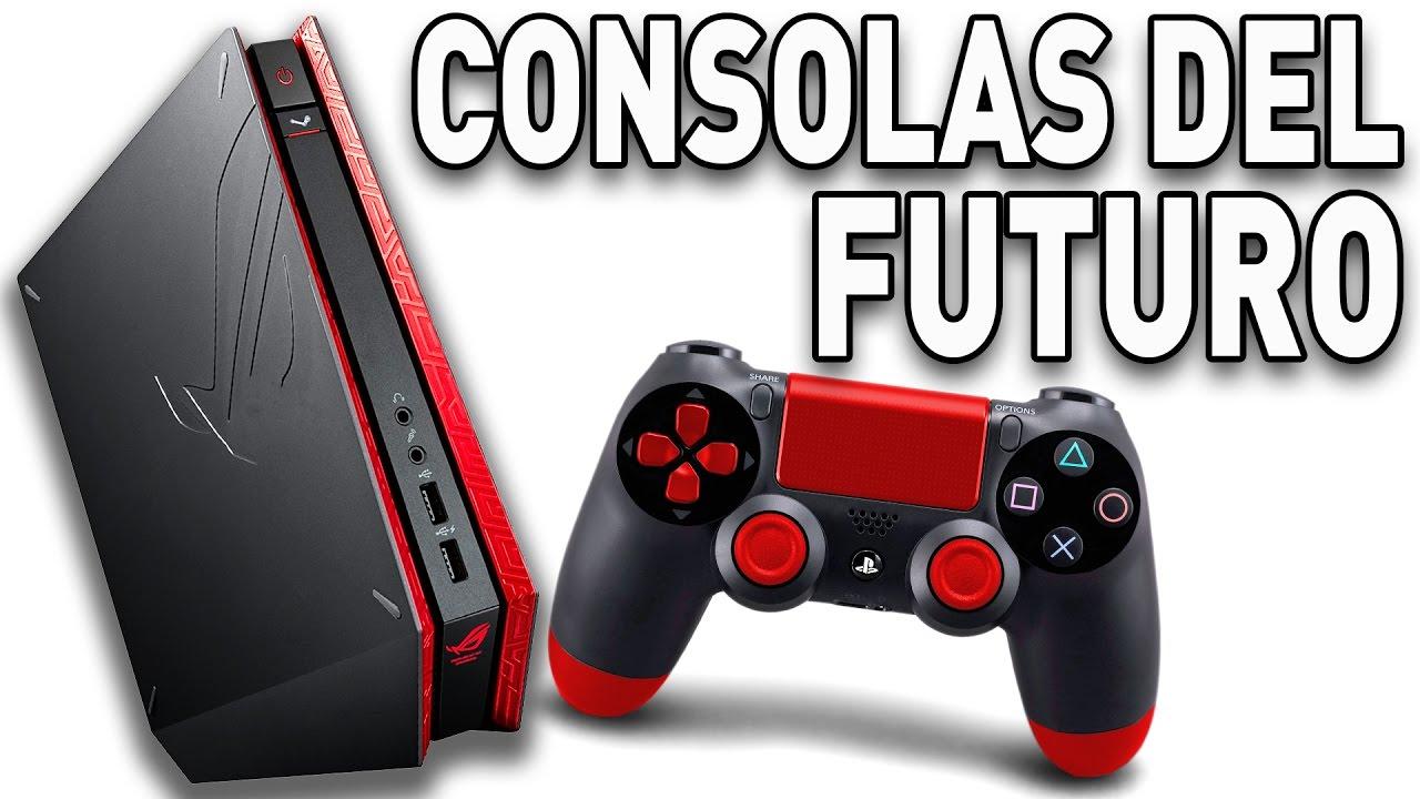 consolas de videojuegos para el futuro