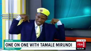 Bobi Wine's Busabala Concert Blocked Again| NBS One on One With Tamale Mirundi
