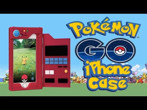 san francisco 93a5a a3c2a POKEMON GO - Amazing Pokedex case for iPhone 6/6s - new product 2017 ...