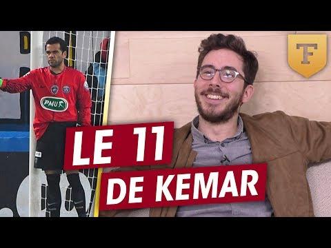 Kemar : Mon onze de rêve !