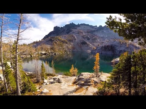 Hiking the Enchantments - Washington State