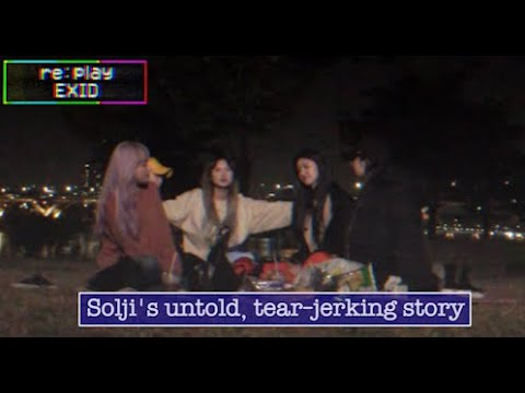 Re:play EXID - Ep  2 Solji reveals her inner feelings about EXID ENG SUB •  dingo kdrama