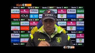 """Frosinone-Pescara 0-0, Nesta: """"Non siamo stati brillanti ma abbiamo fatto il massimo"""""""