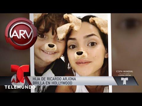 Adria Arjona arrasa en Hollywood  Al Rojo Vivo  Telemundo