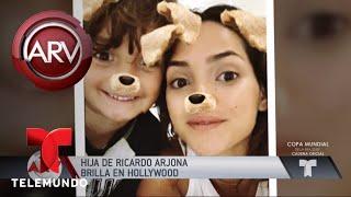 Adria Arjona arrasa en Hollywood | Al Rojo Vivo | Telemundo