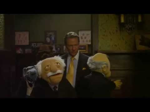 The Muppets (2011) Fandub! ~I Love Geriatric Humor...""