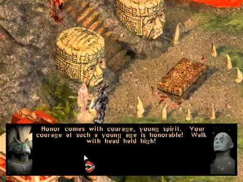 Let's Play Sanitarium - Part 18: Aztec?  Why not!