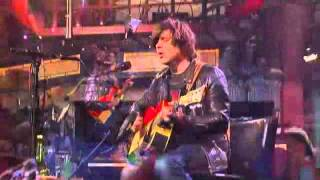 Ryan Adams - Lucky Now - Live On Letterman