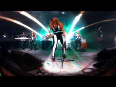 Stefani Montiel - Quien Quiere Shots 360° Live Performance