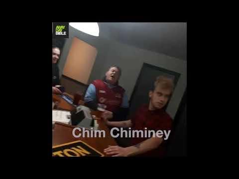 Blackburn and Burnley fans meet in pub