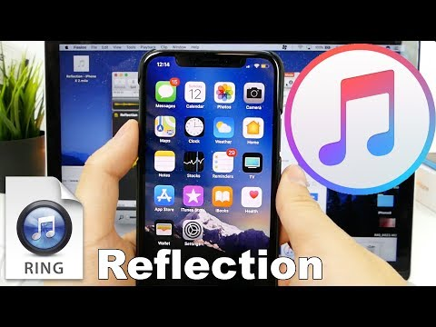 How To Get IPhone X Ringtone (Reflection) On IPhone 8 And Older IPhones