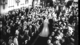 Ottawa's First Triple Wedding  (1954)