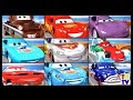 Disney Pixar Cars Lightning McQueen, Mater All 9 Tracks | Cars Daredevil Garage