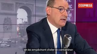 Ski à Noël : Castex annonce des contrôles et un isolement pour les Français partis à l'étranger